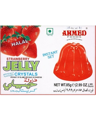 Ahmad Strawerry Jelly ( 12 x 85 gr. ) Image